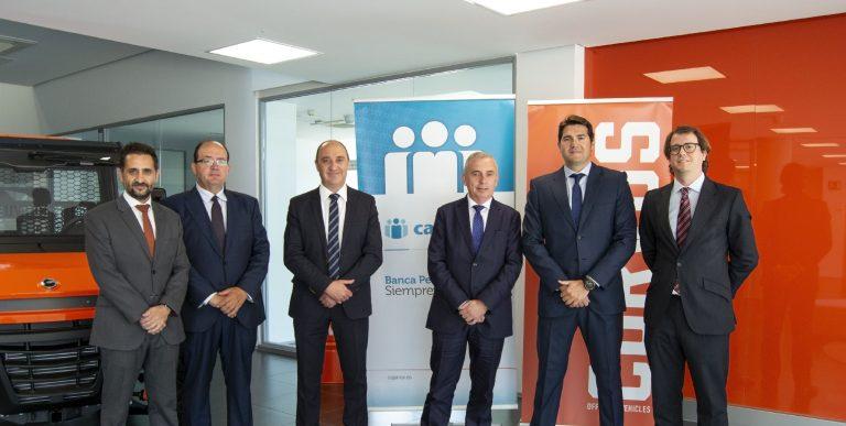Cajamar ofrecerá financiación especial a los distribuidores