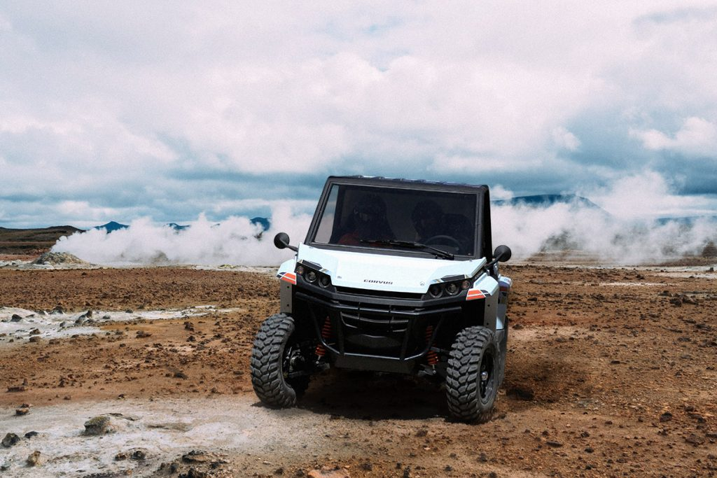corvus adventure t900