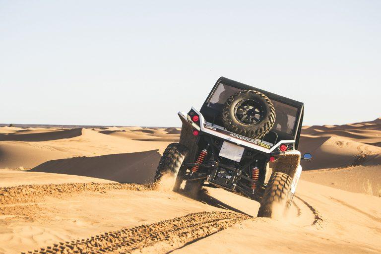 Descubre el mejor buggy para vivir aventuras