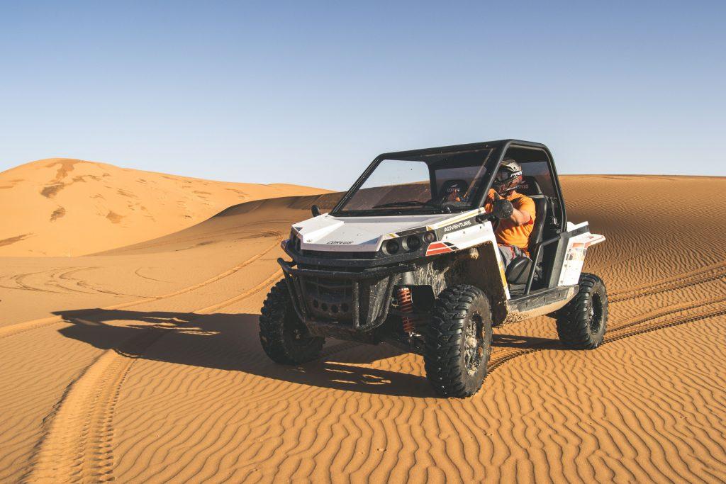 vehiculo utv corvus adventure t900