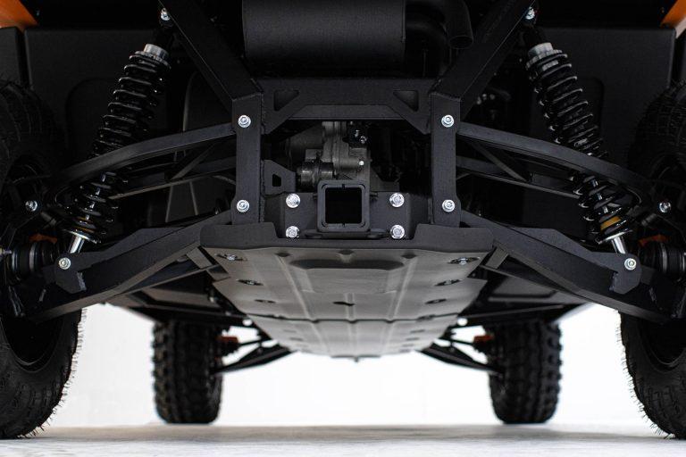 ¿Cuál es la suspensión ideal para tu vehículo UTV?