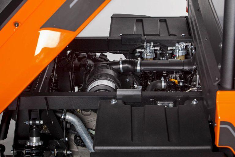Beneficios del motor diésel en un UTV